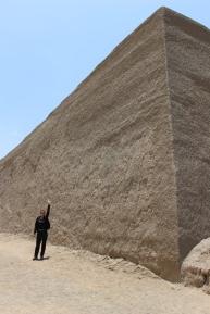 Mur de la citadelle de Nik-An