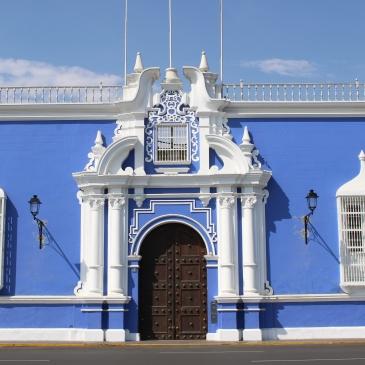 Demeure coloniale de la Plaza de Armas