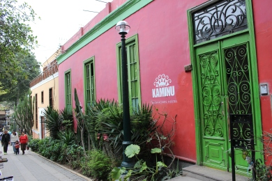 Hostal Kaminu à Barranco