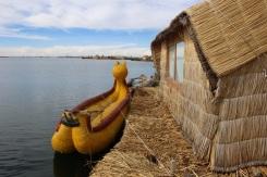 Le bateau de roseau