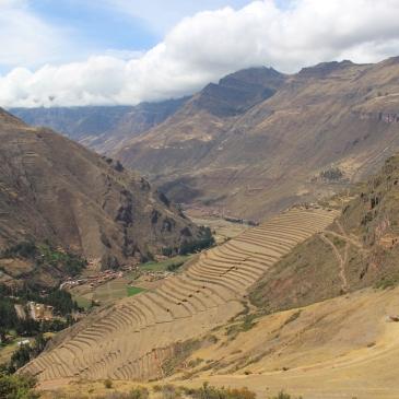 Les terrasses agricoles de Pisac