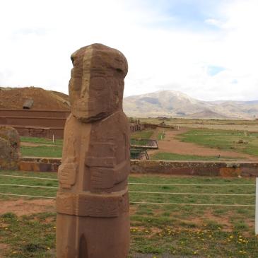 Monolithe de Tiwanaku