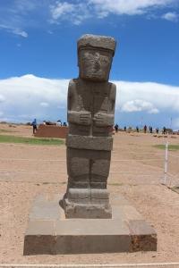 Autre monolithe de Tiwanaku