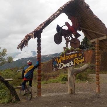 route de la mort