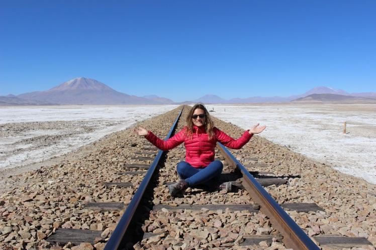 Salar de Chiguana, Bolivie