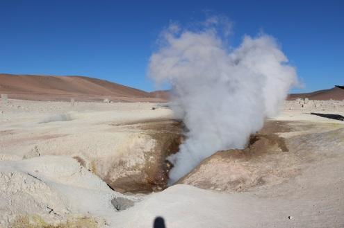 Geysers, Sud Lipez, Bolivie
