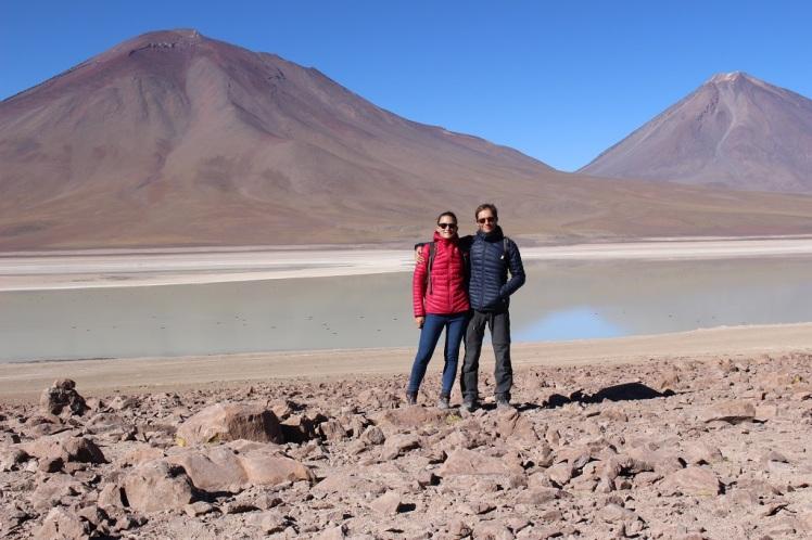 Laguna verde, Sud Lipez, Bolivie