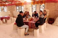 Hôtel de sel, Uyuni