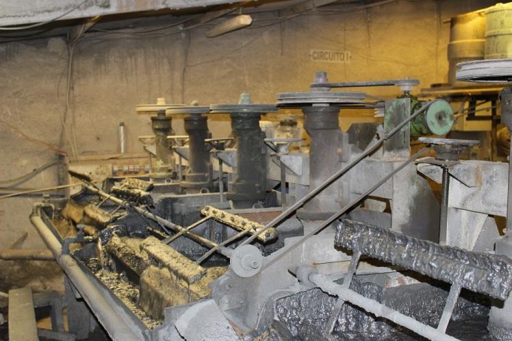 Raffinerie de zinc