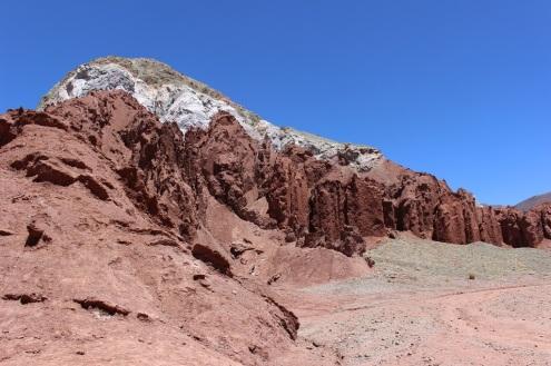 Valle arcoiris, Atacama, Chili