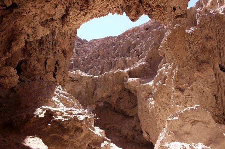 Caverne de sel