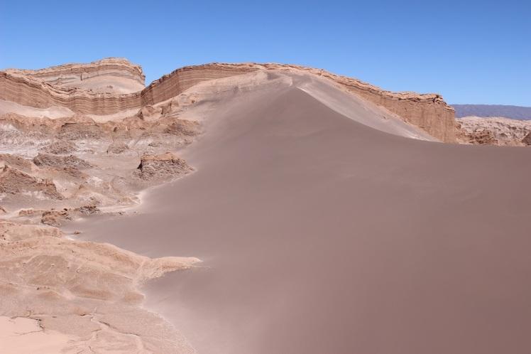 Grande Dune, Valle de la Luna