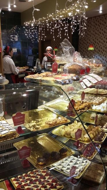 Les pâtisseries de Mamuschka