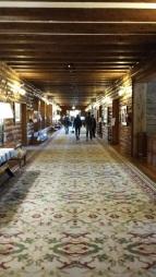 L'hôtel de luxe Llao Llao