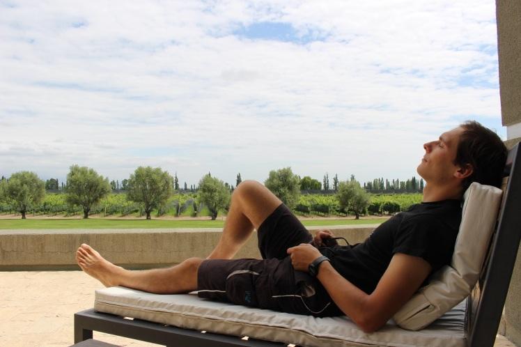 Du vin, du soleil, du repos… la belle vie