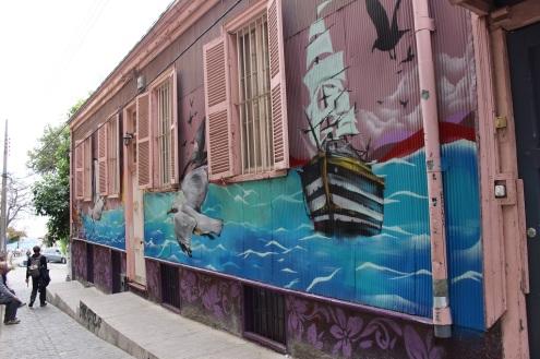 Calle Miramar, cerro Concepcion
