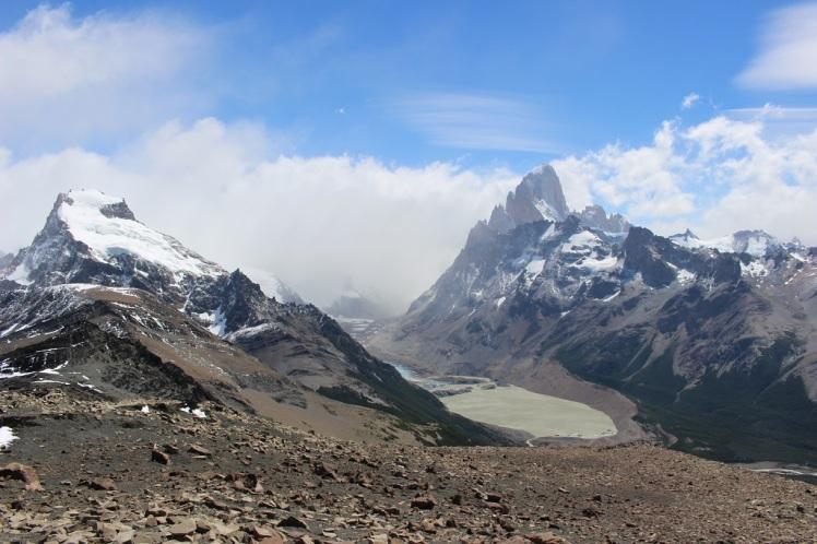 Loma del Pliegue Tumbado, El Chaltén, Patagonie, Argentine