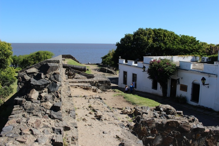 Le fort de la ville