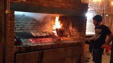L'asado uruguayen