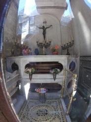 Les cercueils apparents