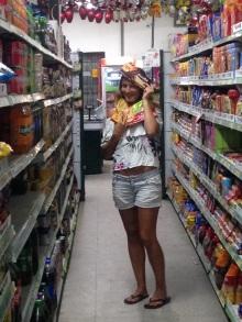 Au supermarché, le choix entre trop gras ou trop sucré!