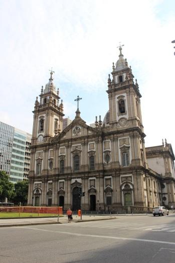 L'Igreja Nossa Senhora de Candelaria
