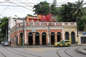 Le quartier de Santa Teresa