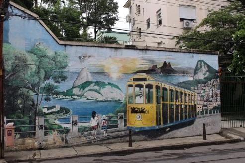 Street Art, Santa Teresa