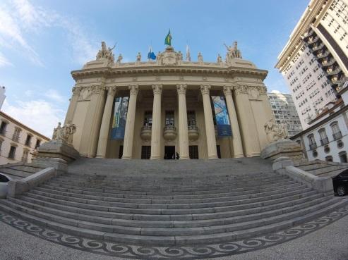 Le palacio Tiradentes