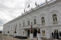 Le palais des lions a bénéficé d'une rénovation