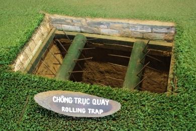 Un des pièges des vietnamiens