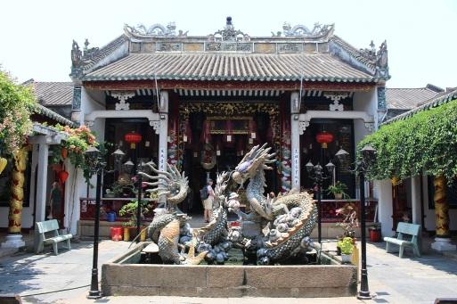 Le temple Trieu Chau