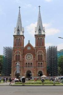 La cathédrale Notre Dame de Hanoï