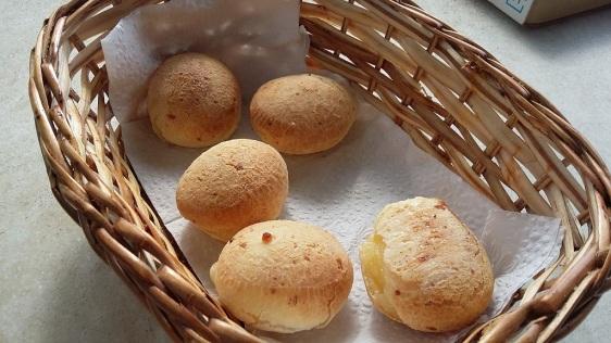 Les pãos de queijo, spécialité brésilienne au fromage