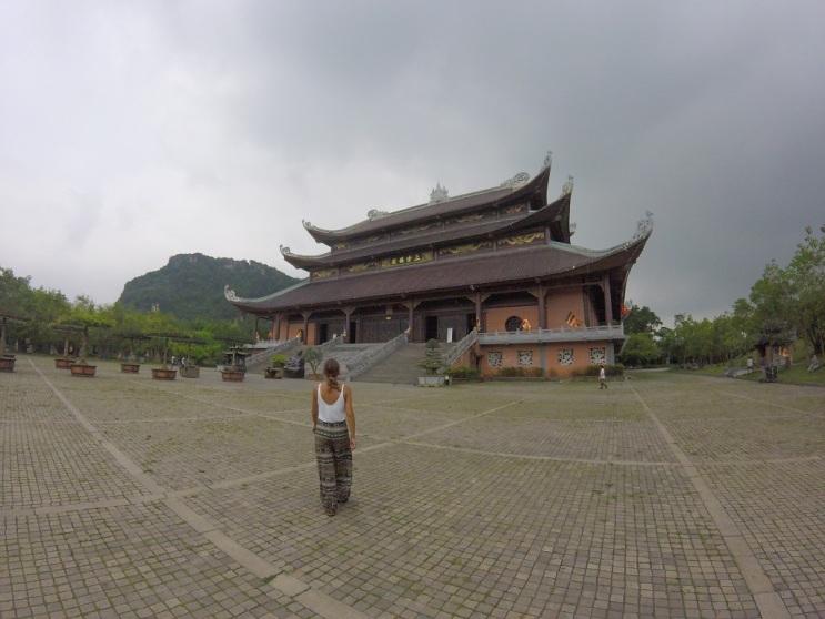 Le temple supérieur