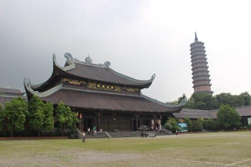 La pagode de Bai Dinh