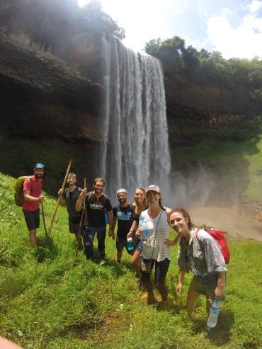 Cascade n°4 Tayicesua