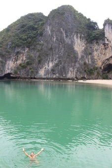 La baie de Lan Ha
