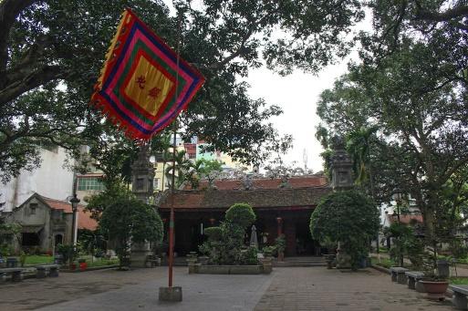 Le temple Quan Thanh
