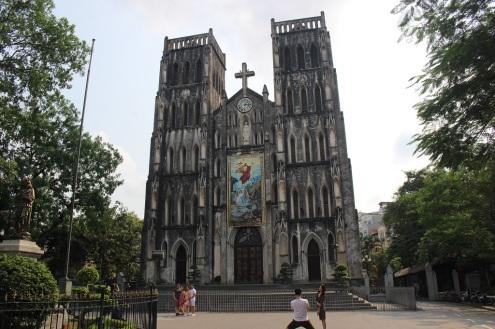 La cathédrale Saint-Joseph