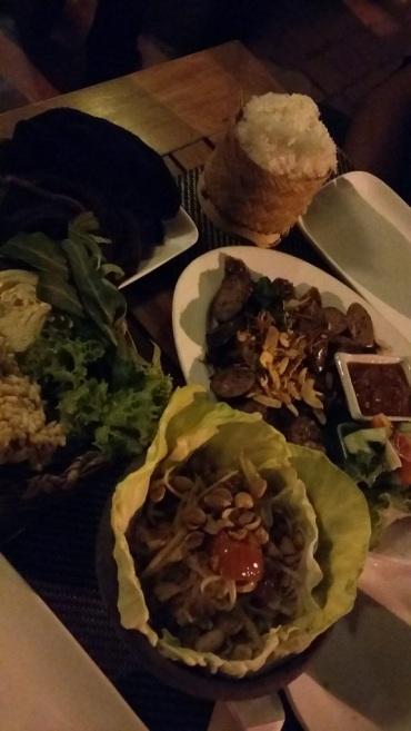 Saucisses laotiennes épicées pour Flav!