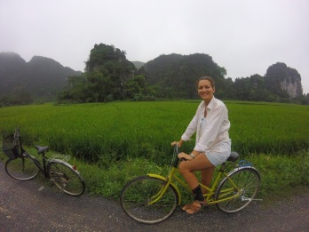 Belle balade à vélo