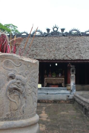 Détails du temple