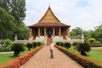 Le vat Phra Kèo
