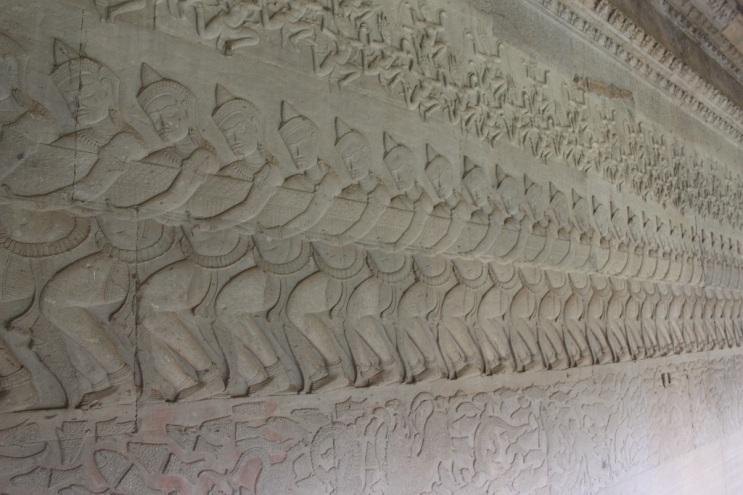 Détails Angkor Vat