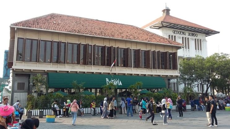 Le café Batavia