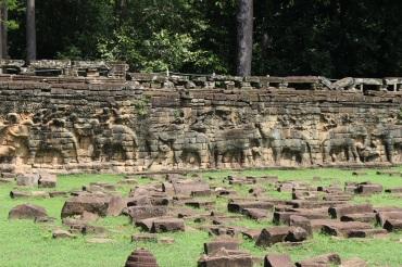 La terrasse aux éléphants