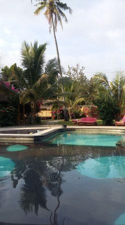 La piscine du Begadang